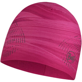 Buff Microfiber Sombrero reversible, speed pink